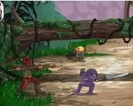 3 Foot Ninja 2 játékok ingyen