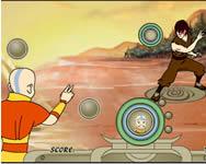 Avatar Clash of the Benders játék