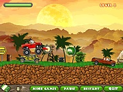 Jungle war driving akci� j�t�kok