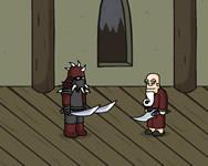 Ninja játékok ingyen