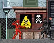 Power rangers red hot rescue akció játékok ingyen